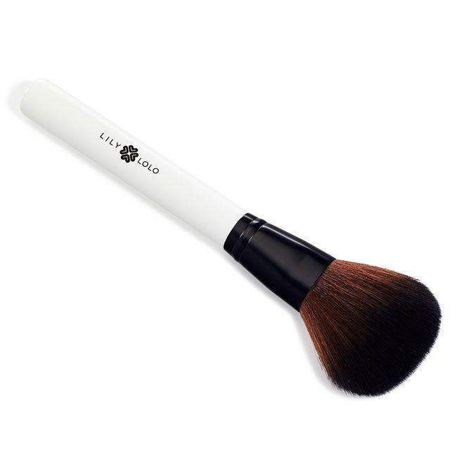 Lily Lolo Powder Brush: Beautifully soft Powder Brush, perfect for applying Lily Lolo finishing powder.