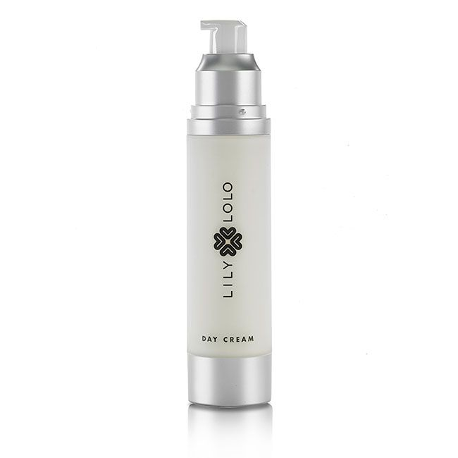 Lily Lolo Hydrated Day Cream: Normal Skin, Gluten free, vegan