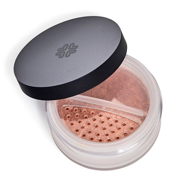 Lily Lolo Mineral Bronzer: Gluten free, vegan friendly, GMO free. Finely milled to create a soft powder, which applies effortlessly. Our Mineral Bronzer is gentle on the skin, protecting rather than damaging your complexion. Perfect a light golden glow or