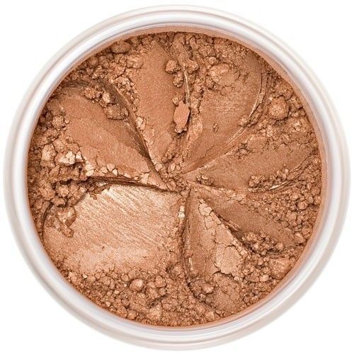 Lily Lolo Bondi Bronze Bronzer & Shimmer: Gluten free, vegan friendly, GMO free. Medium, shimmer with golden undertones