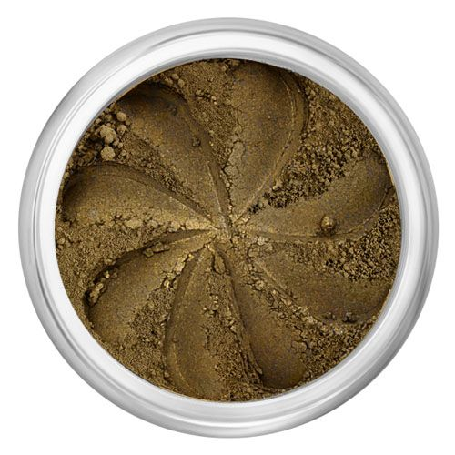 Lily Lolo Cosmopolitan Eyes: Vegan Friendly, Gluten Free. Matte, dark olive brown is a highly pigmented mineral eye shadow for a long lasting and durable finish. Create sheer or intense washes of colour, with shades which work both wet and dry.
