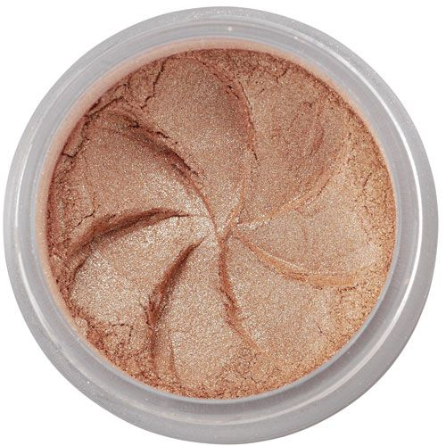 Lily Lolo Gold Digger Eyes: Gluten Free. A rich and deep glistening gold mineral eyeshadow to give a full metallic effect. Makes a lovely wash over the eyelids, or apply in the inner corners to brighten and give a wide-eyed effect