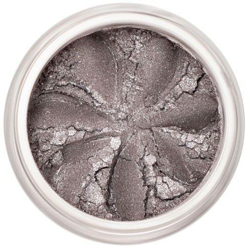 Lily Lolo Gunmetal Eyes: Vegan Friendly, Gluten Free. A rich sparkly grey mineral eyeshadow. Great for smoky eyes.