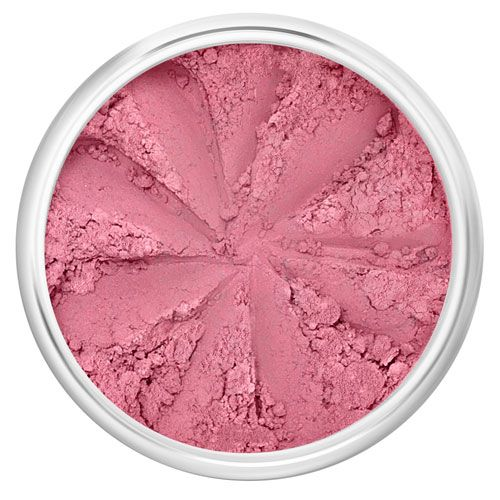 Lily Lolo Surfer Girl Blush: Gluten free. Matte baby pink