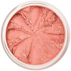 Lily Lolo Clementine Blush: Gluten free. A creamy matte, peachy-pink blush, ideal for mid toned skin.