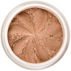 Lily Lolo Soft Brown Eyes: Vegan Friendly, Gluten Free. A soft matte brown mineral eyeshadow with pinky undertones. Soft brown is perfect for achieving the barely there natural look.