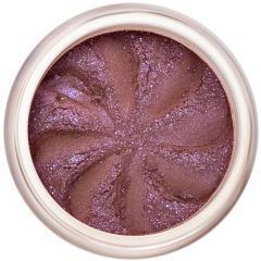 Lily Lolo Choc Fudge Cake Eyes: Vegan Friendly, Gluten Free. A rich softly sparkling deep brown mineral eyeshadow.