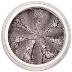 Lily Lolo Gunmetal Eyes: Vegan Friendly, Gluten Free. A rich sparkly grey mineral eyeshadow. Great for smoky eyes.