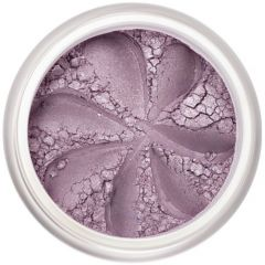 Lily Lolo Parma Violet Eyes: Vegan Friendly, Gluten Free. A creamy matte grey/lilac mineral eyeshadow colour.