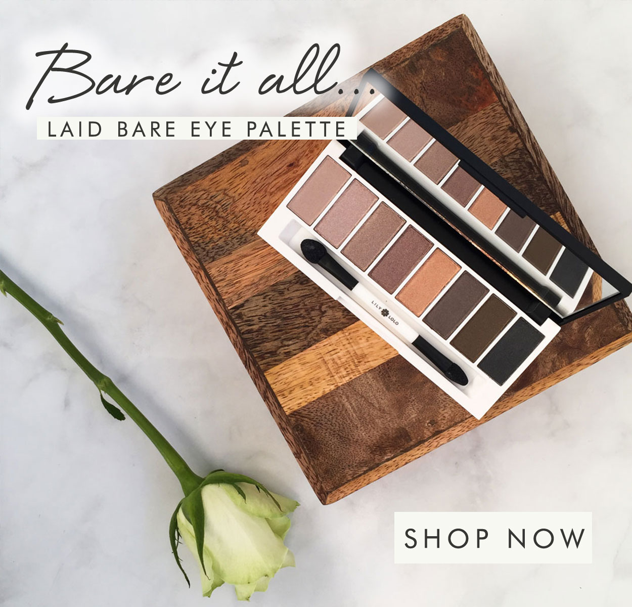 Lily Lolo Eye Palettes Laid Bare