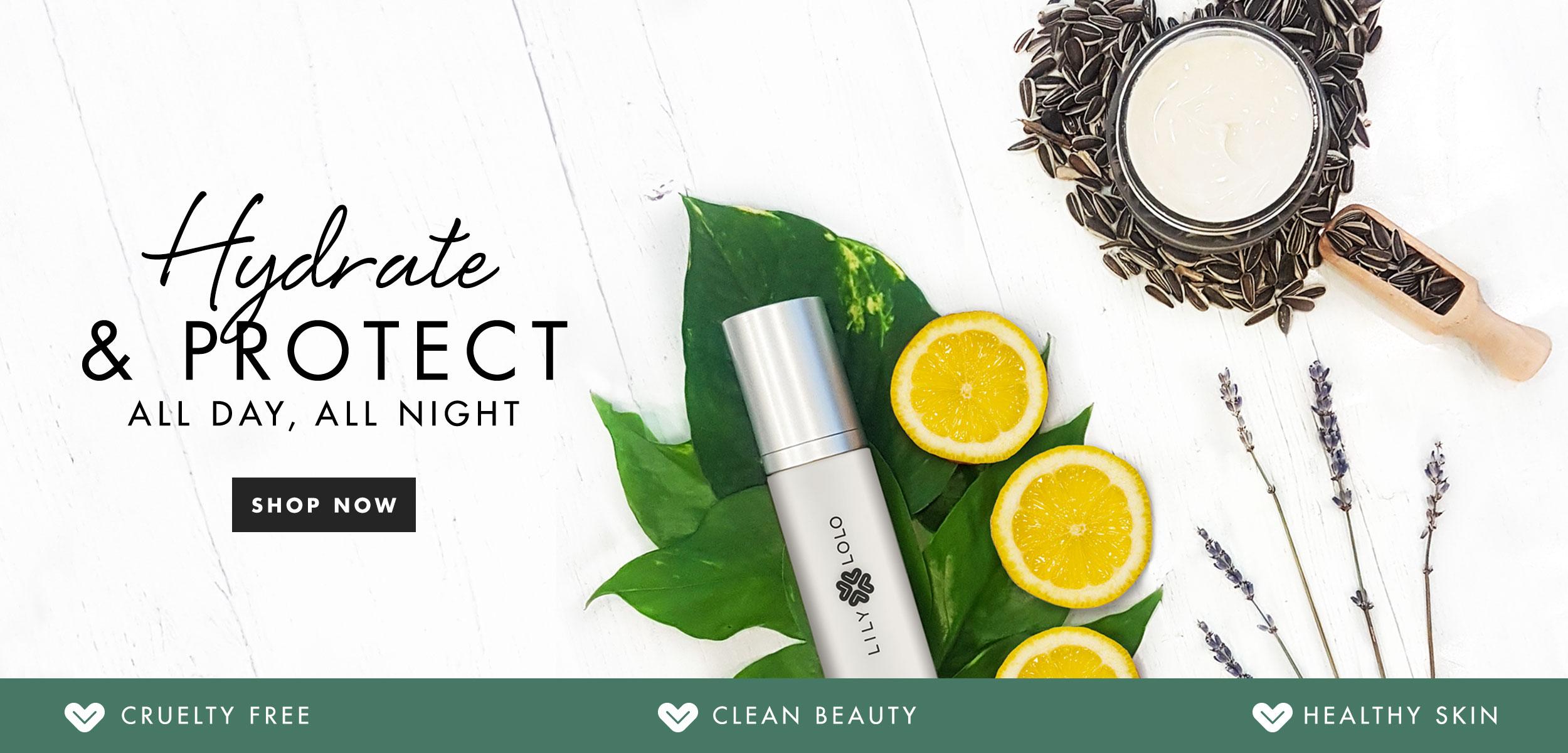 Lily Lolo Cosmetics Natural Vegan Skin Care