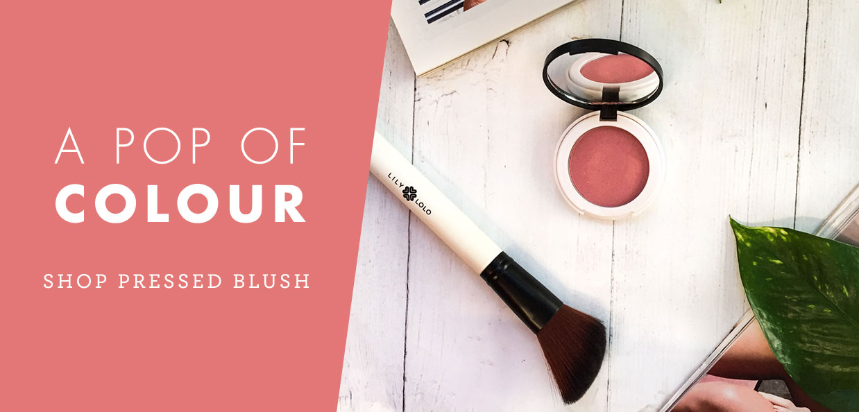 Lily Lolo Natural Pressed Blush